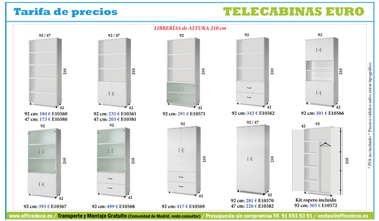 telecabinas-euro-42 Tarifa call center serie euro