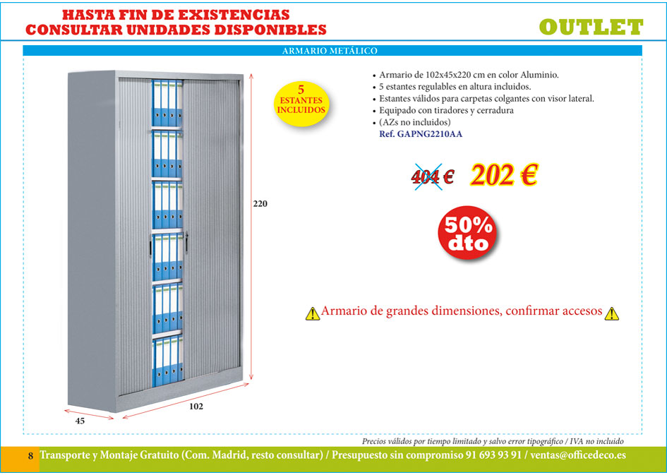 outlet-pagina-8 Zona Outlet.
