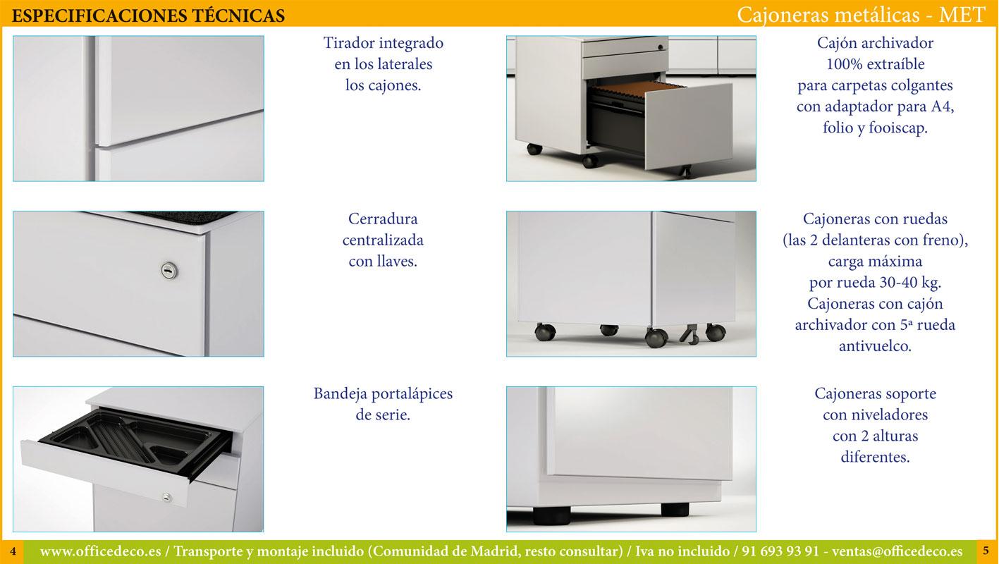 cajoneras-metalicas-2 Cajoneras Metálicas.