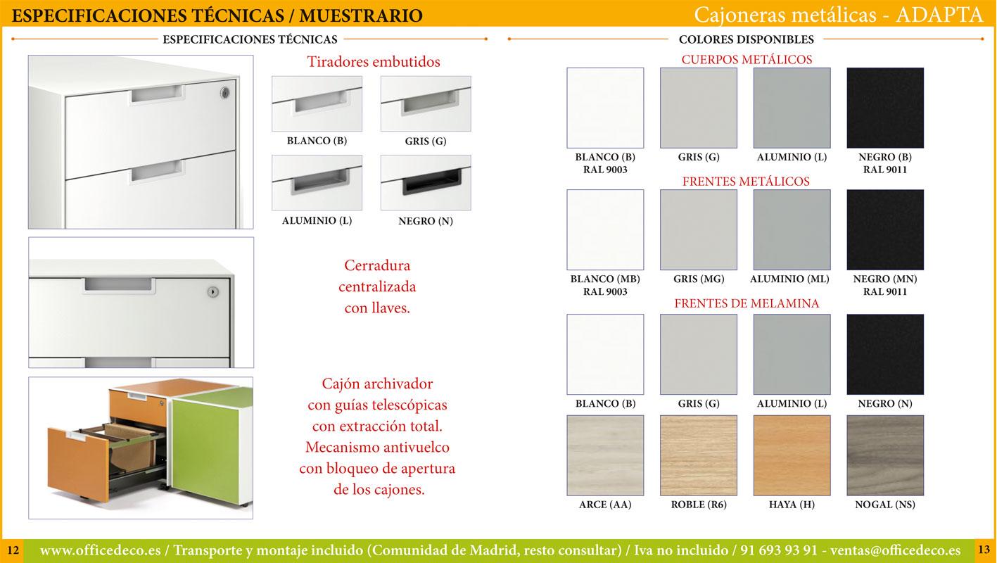 cajoneras-metalicas-6 Cajoneras Metálicas.