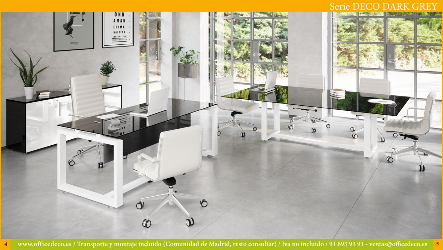 deco-dark-grey-2 Muebles de oficina en cristal Deco Dark Grey