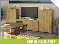librerías y armarios de oficina serie Cabinet