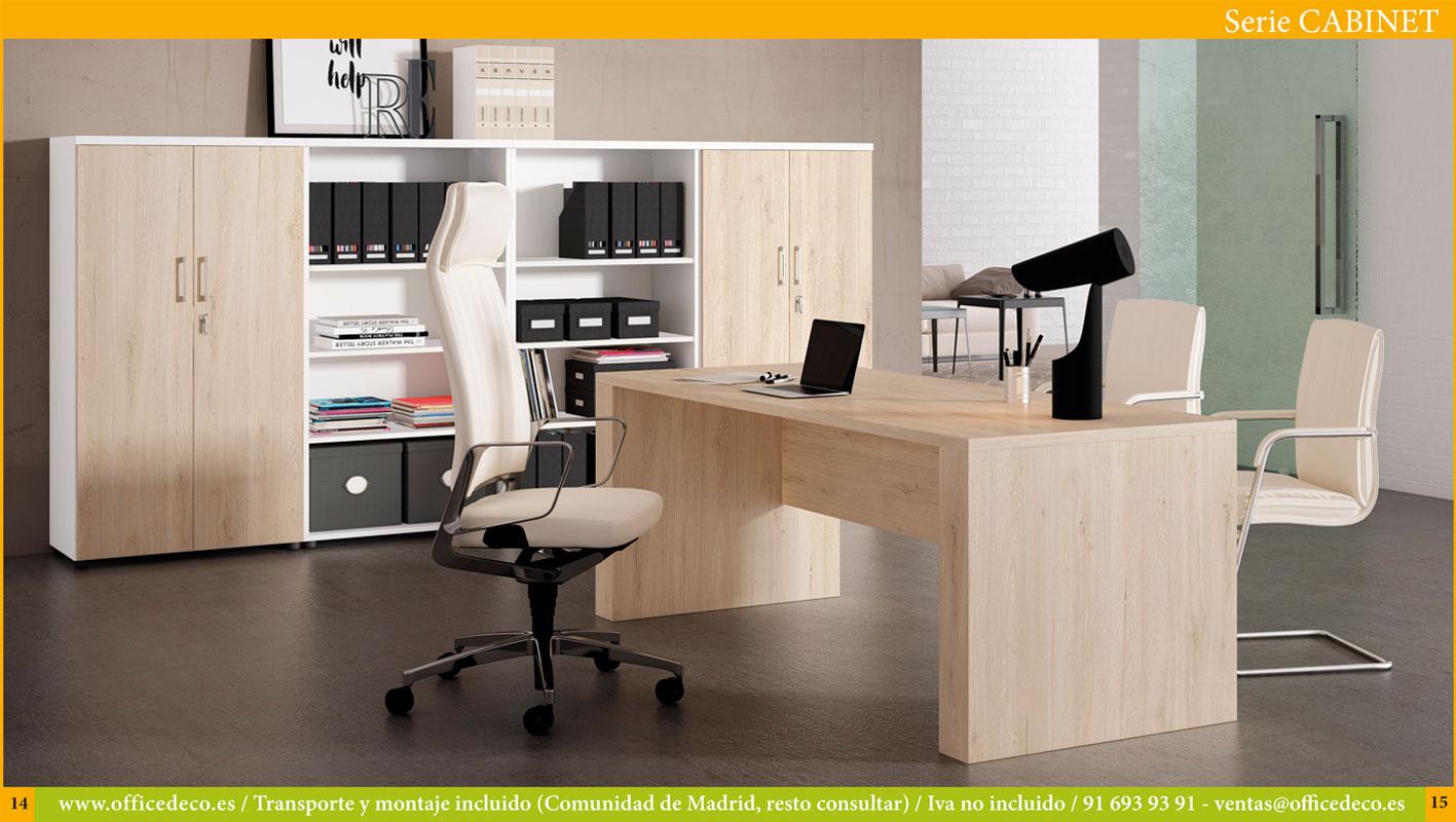 librerías de oficina serie Cabinet