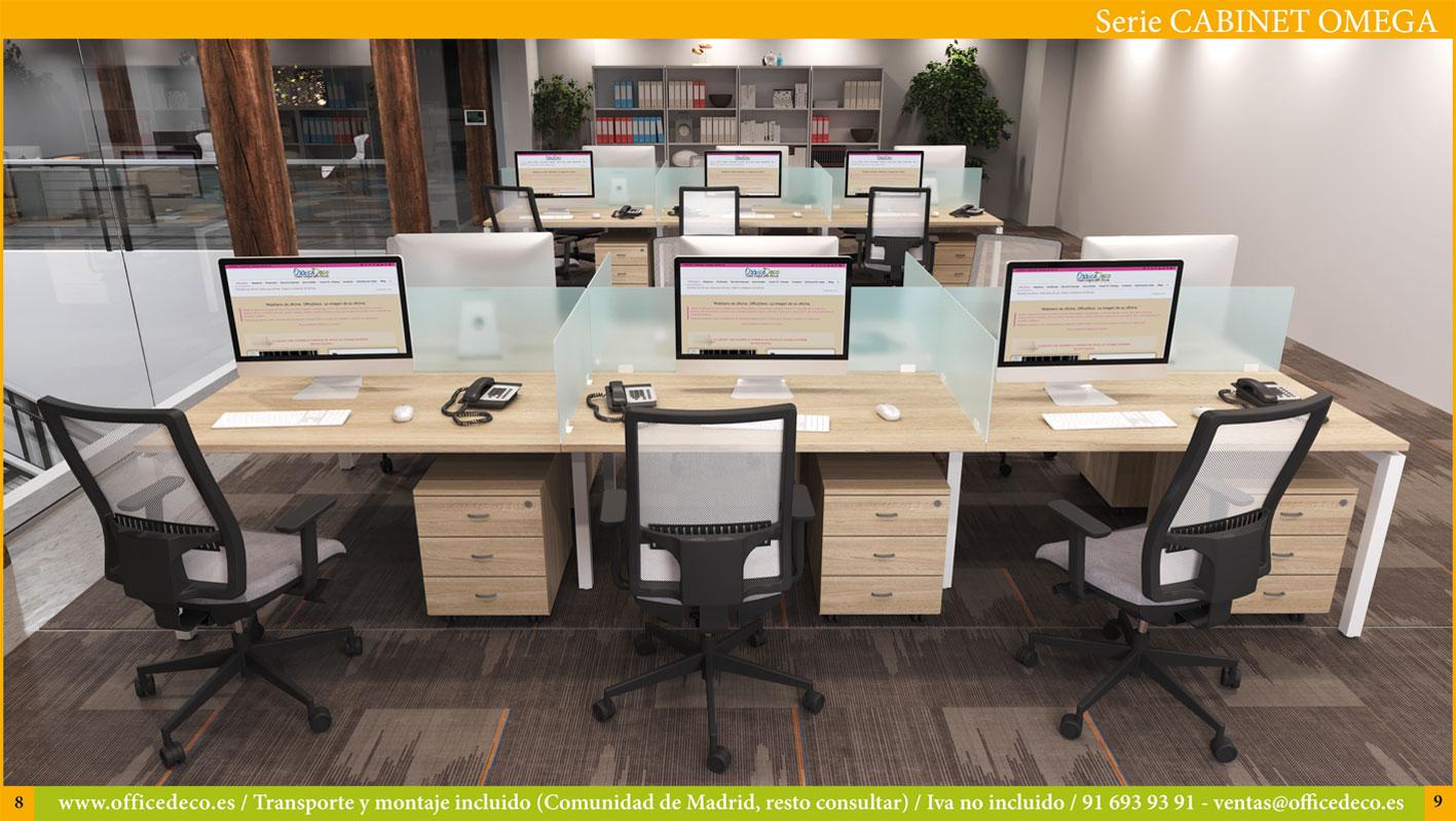 muebles de oficina cabinet omega