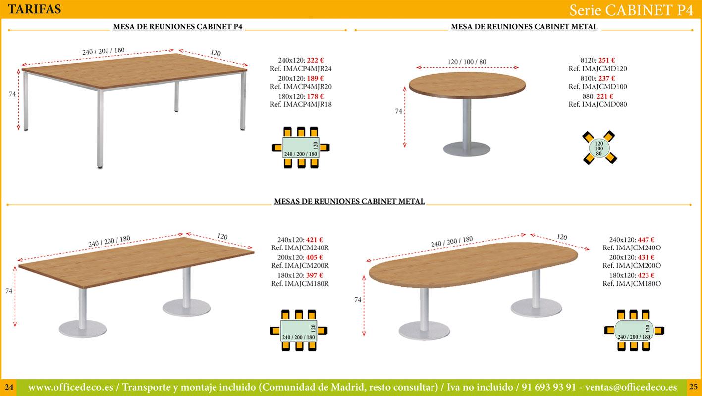 muebles de oficina cabinet p4