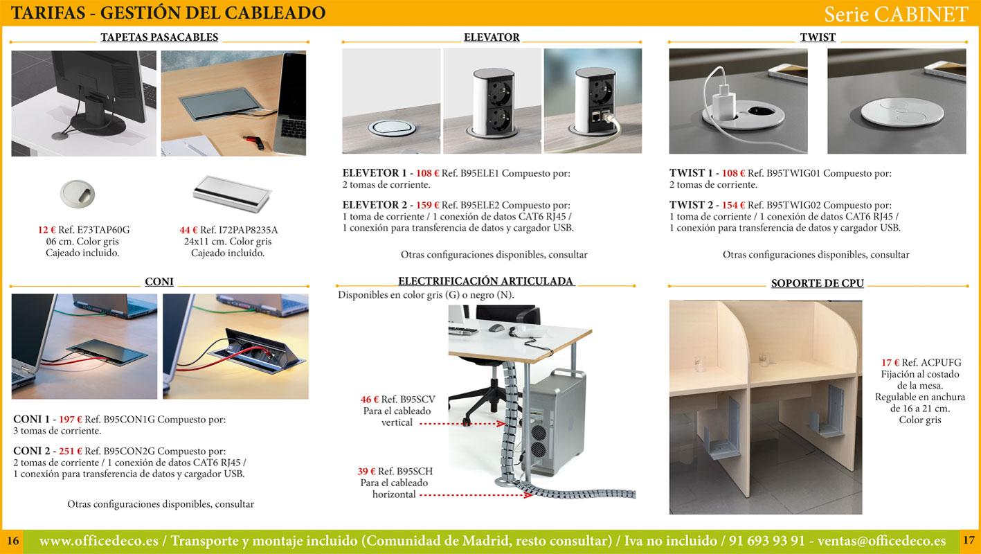 telecabinas Cabinet