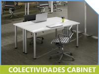 mobiliario para colectividades serie Cabinet