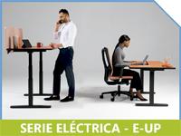 mesas eléctricas serie E-UP