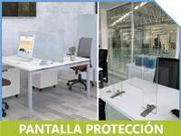 pantallas de protección