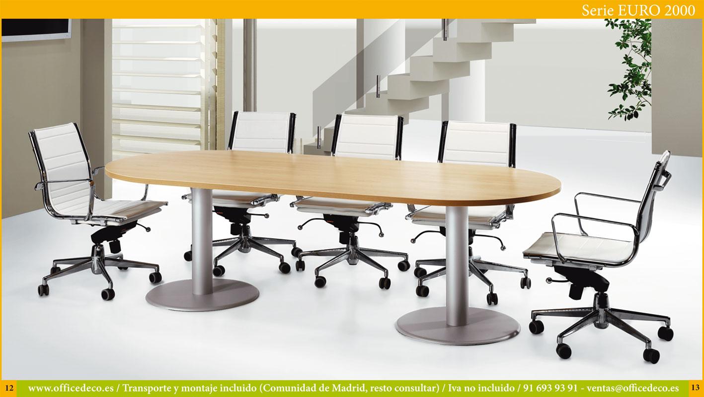 muebles de oficina operativos serie euro 2000