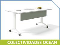 muebles colectividades serie Ocean