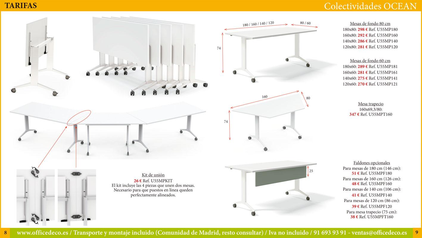 muebles para salas de formacionmuebles para salas de formacion