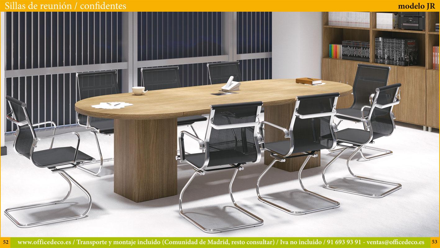 sillas y sillones reunión